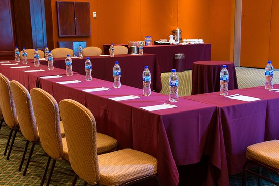 Crowne Plaza Hotel de Mexico: Meeting Room