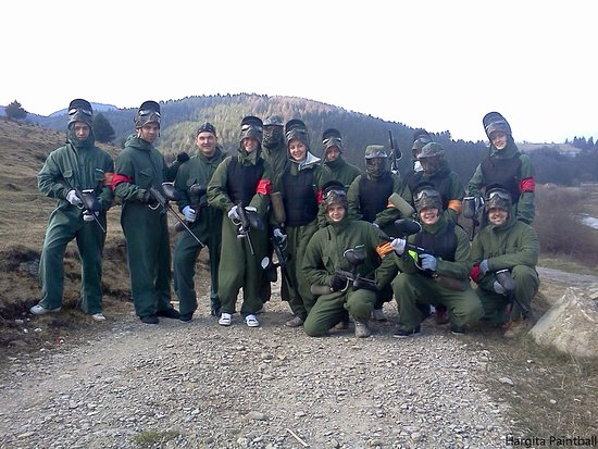 HR Paintball