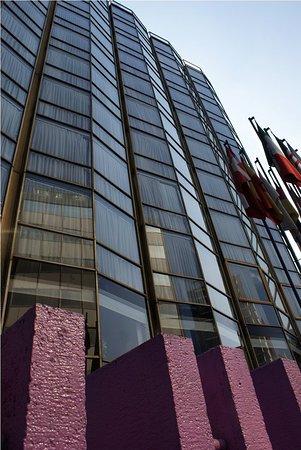 Hotel El Ejecutivo: Fachada