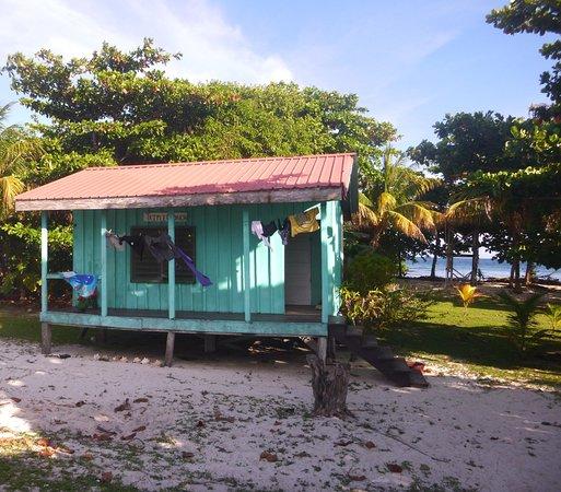 Punta Gorda, Belize: Cottage on Lime