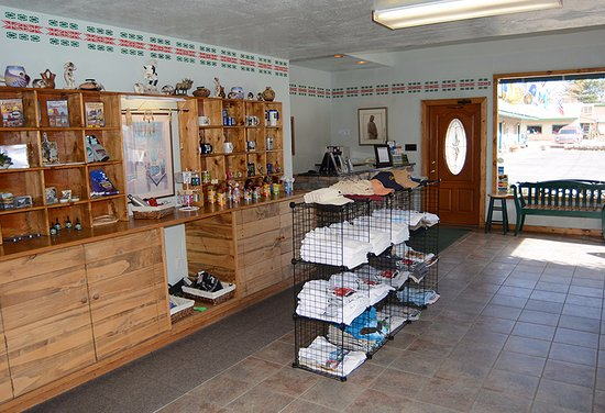 Dolores, CO : We have a wide variety of souvenirs that represent our area.