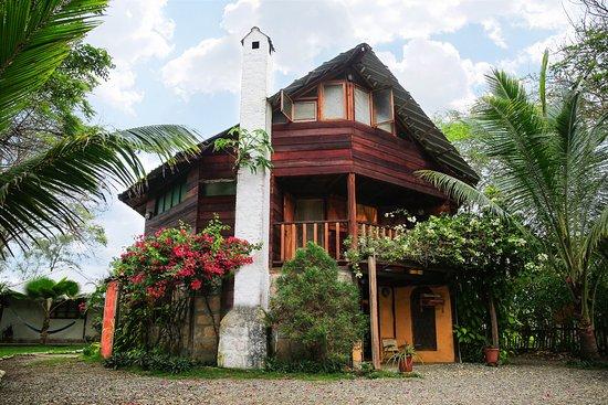Ayampe, Ecuador: Casa Principal & Recepción