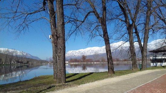 Nature&joy: peaceful and relaxing atmosphere at Viroi lake