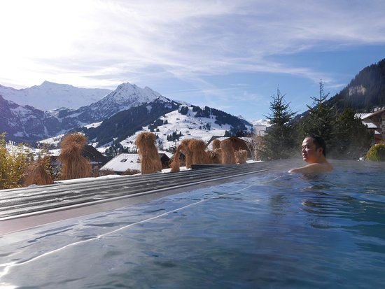 A small nice spa resort - Picture of The Cambrian, Adelboden