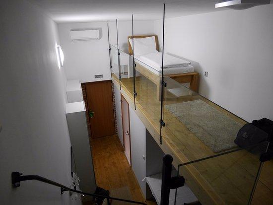 Unhošť, Česká republika: Второй этаж