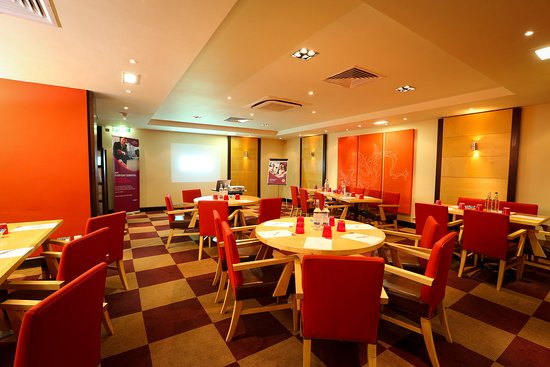 Crowne Plaza Manchester Airport: Sampans Meeting Room