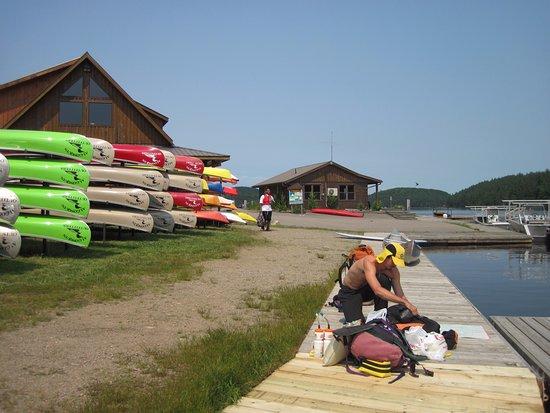 Hotels Near Algonquin Provincial Park Canada