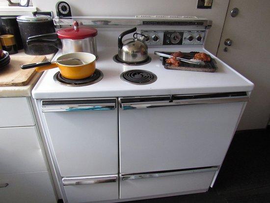 Lincoln, แมสซาชูเซตส์: the stove