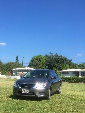 Pahala, Havai: Your driveway