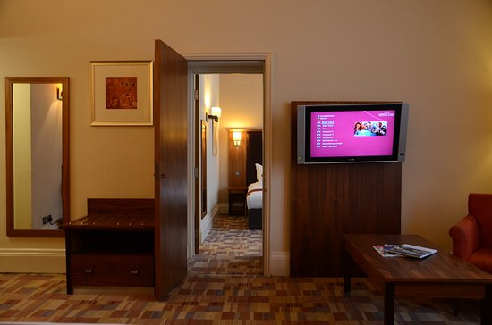 Crowne Plaza Edinburgh - Royal Terrace: Interconnecting rooms - perfect for families