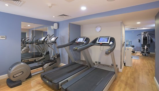 Crowne Plaza Edinburgh - Royal Terrace: Make time for an energizing workout during your stay