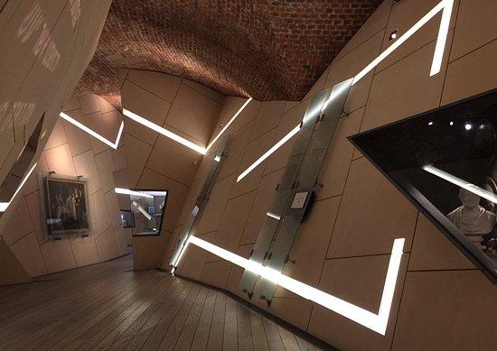 Interesting design - Billede af Dansk Jødisk Museum, København - TripAdvisor