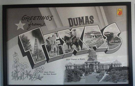 Dumas لوحة