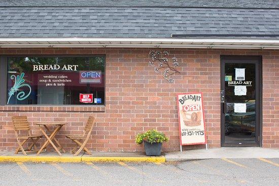 Bayport, MN: Bakery front