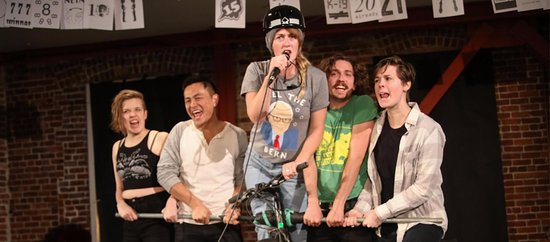 San Francisco Neo-Futurists