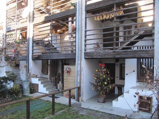 Centro storico di Andreis
