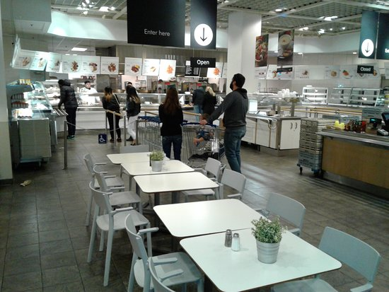 Ikea food renton menu prices restaurant reviews for Ikea seattle ameublement renton wa