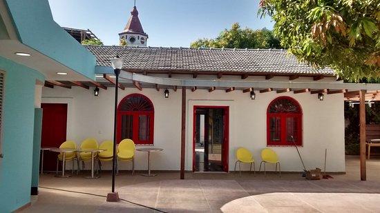 Aracataca, Колумбия: Patio interior de la Casa, destinado a actividades culturales.