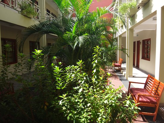 Foto de hotel jard n de iguaz puerto iguaz departamento anexo al hotel tripadvisor - Hotel jardin iguazu ...