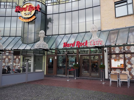 hard rock cafe amsterdam bild von hard rock cafe amsterdam amsterdam tripadvisor. Black Bedroom Furniture Sets. Home Design Ideas