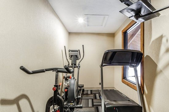 Wooster, OH: Exercise room