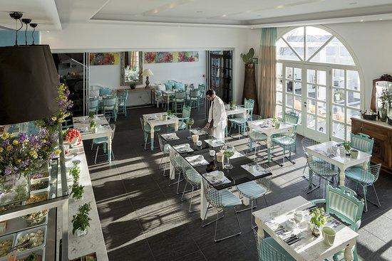 Aressana Spa Hotel and Suites: Ifestioni Restaurant