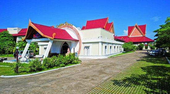 Sihanoukville Province, كامبوديا: Exterior Casino Sokha Vegas at Sokha Beach Resort