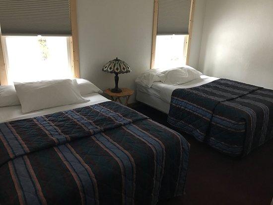 Crane Lake, Μινεσότα: Bedroom 3