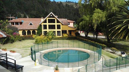 Hotel Termales El Batan