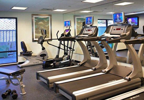 Brentwood, Μιζούρι: Fitness Center