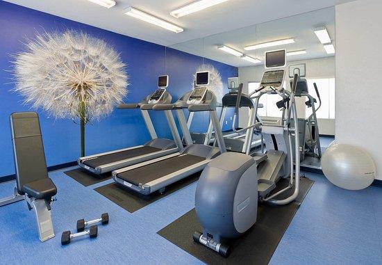 SpringHill Suites Phoenix North: Fitness Center
