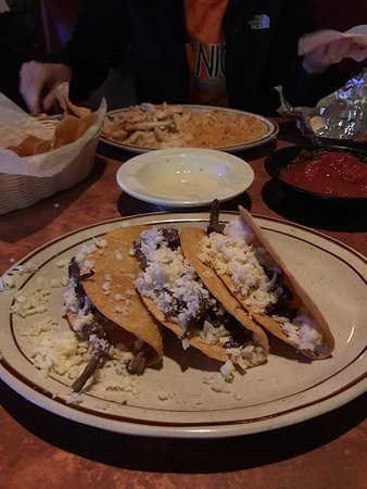 Spring Hill, TN: Amazing meal at Pancho's
