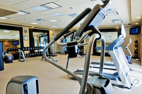 Hilton Garden Inn Amarillo: Fitness Center
