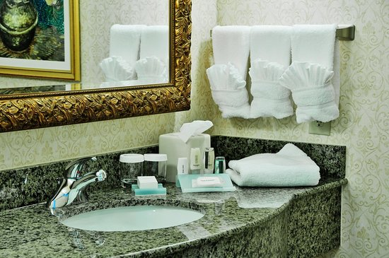 Hilton Garden Inn Amarillo: Bathroom Amenities