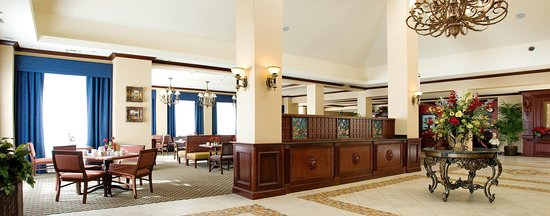 Hilton Garden Inn Amarillo: Pavilion Lobby