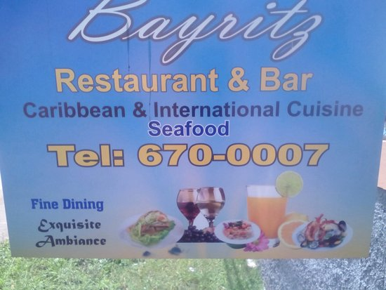 Discovery Bay, Jamaica: Awesome Food