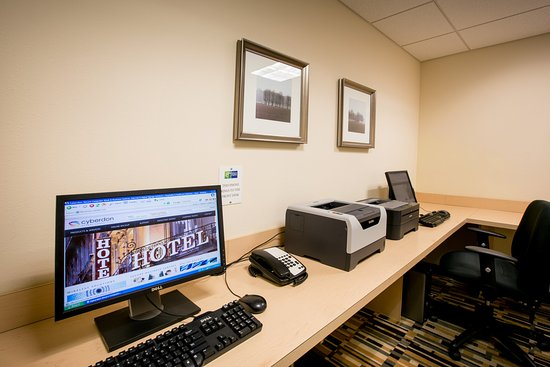 Stellarton, Canada: Stay Connected in our complimentary Business Center