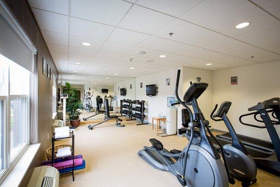 Stellarton, Canada: Enjoy our complimentary Fitness Center