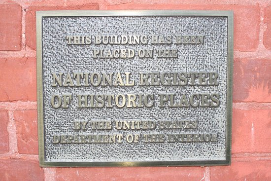 Walhalla, SC: The WCA is listed on the National Register of Historic Places