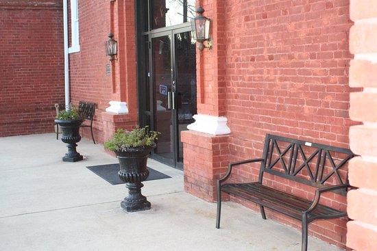 Walhalla, SC: WCA front entrance