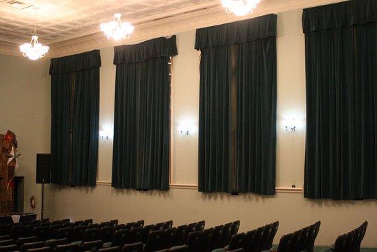 Walhalla, Carolina del Sur: Auditorium