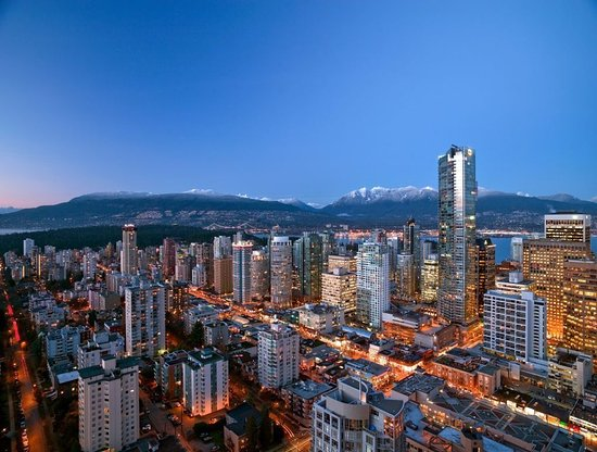 Shangri-La Hotel, Vancouver: Shangri La Hotel Vancouver Exterior