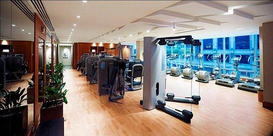 Shangri-La Hotel, Vancouver: Fitness Centre Jpeg