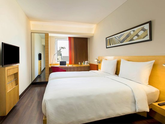 ibis Gurgaon Golf Course Road: Guest Room