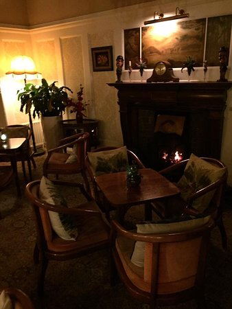 Edzell, UK: One of 3 lounges ! Bliss