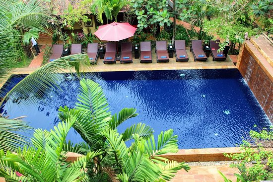 Siddharta Boutique Hotel: View from room
