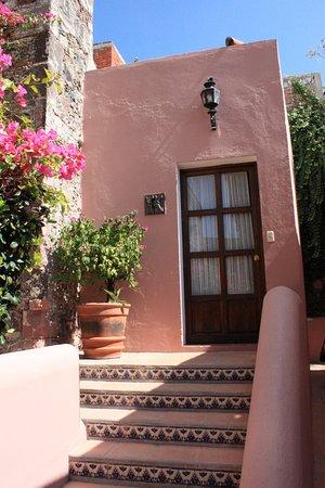 Terraza De La Suite Picture Of Casa Rosada Hotel San