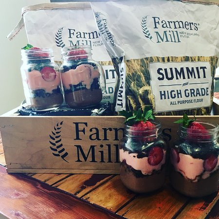 Timaru, Nueva Zelanda: Farmers Mill Cafe 😊😊