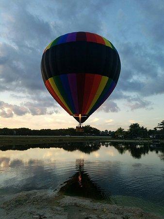 Beautiful And Serene The Staff Was Incredible Enhanced Picture Of Sunrise Balloons Miami Beach Tripadvisor