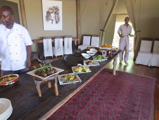 Изображение Mara Plains Camp